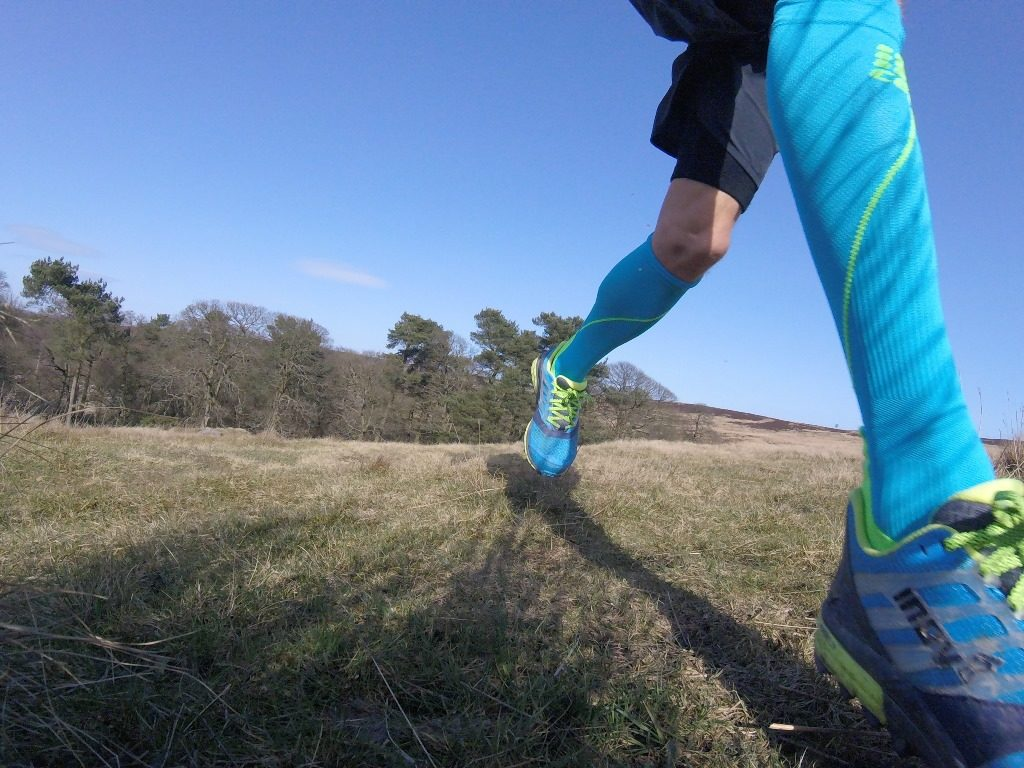 Κάλτσες Συμπίεσης Run Womens Socks 2.0 - Performance Store ee8007bd82d