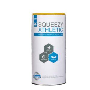 Squeezy Athletic υποκατάστατο γεύματος για αδυνάτισμα Squeezy Athletic είναι πλήρης τροφή - καύση λίπους Squeezy Athletic υποκατάστατο γεύματος