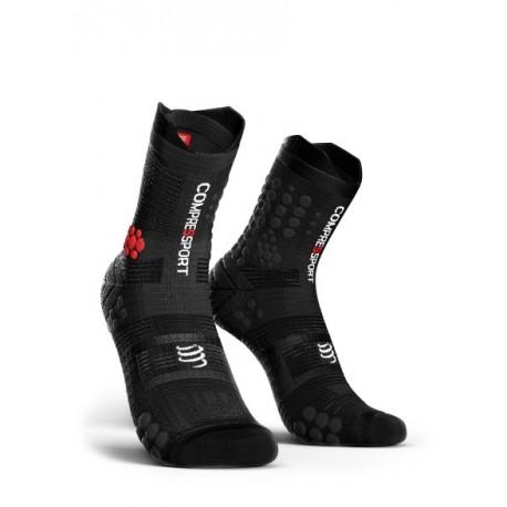 Κάλτσες Compressport V3 Trail Pro Racing Socks Black acfd2a32b23