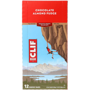 clif-bar almond fudge box