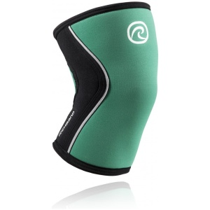 rehband support knee sleeves Green