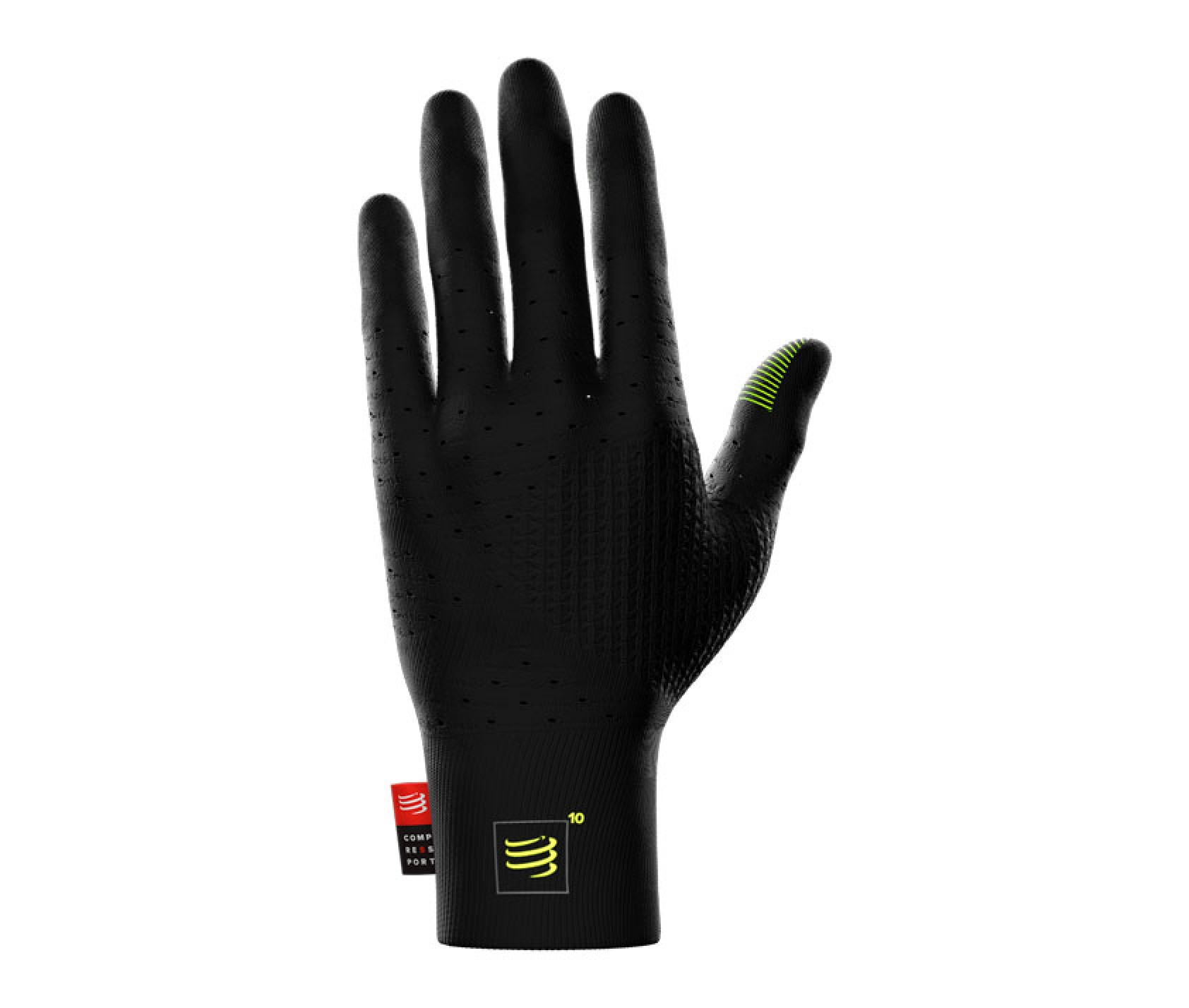 Γάντια Compressport Black Edition 3D Τhermo Gloves 5b44a987bf3