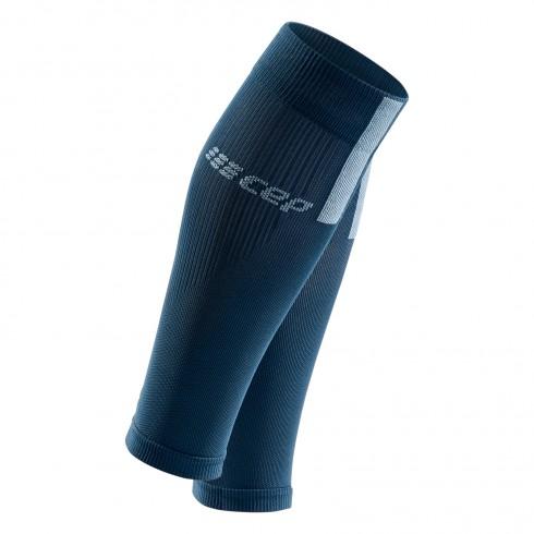 pression καλτσες συμπίεσηςcompression cep καλτσες συμπίεσης calf_sleeves_3.0_blue_grey_WS40DX