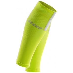 cep compression καλτσες συμπίεσηςcompression cep καλτσες συμπίεσης calf_sleeves_3.0_lime_lightgrey_WS40EX