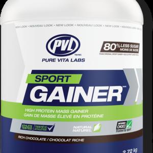 Sport gainer - PVL - Αποκατάσταση
