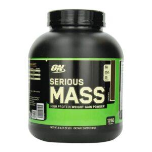 ON - Optimum Nutrition Serious Mass (2730 gr)