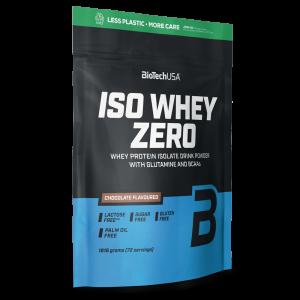 Βiotech iso whey zero πρωτεΐνη ορού γάλακτος