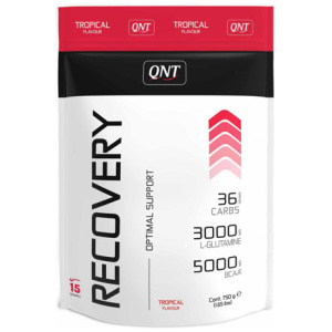 Recovery Powder της QNT Performance Store Ιδανική Αποκατάσταση Κατάστημα Θεσσαλονίκης μέγιστη αναδόμηση μυών Recovery Powder υδατάνθρακας πρωτεΐνη αμινοξέα