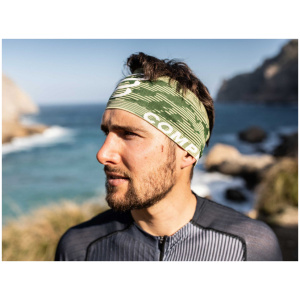 COMPRESSPORT HEADBAND ON/OFF-SS20 CAMO