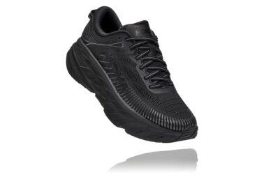 ΗΟΚΑ BONDI 7 Black - Hoka Shoes - Αθλητικά Hoka Hoka clifton Αθλητικά παπούτσια προστασίας - hoka shoes - τιμές - εκπτώσεις
