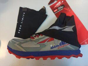 Altra Trail Gaiter Altra Trail Gaiter - Γκέτες παπούτσια βουνό Πέτρε γκέτες - Trail gaiter - Πέτρες προστασία λάπση - Αλτρα γκέτες πέτρες