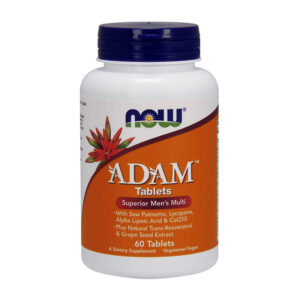 Now Foods ADAM Mult - Vitamines - Θεσσαλονικη Now foods - Multivitamin Now Foods - Thessaloniki - Nutriton Sports -