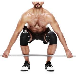 Rehband Power Max Knee - Knee Support IWF & IPF - performance Store - Knee Rehband - επιγονατίδες - strenght training knee band