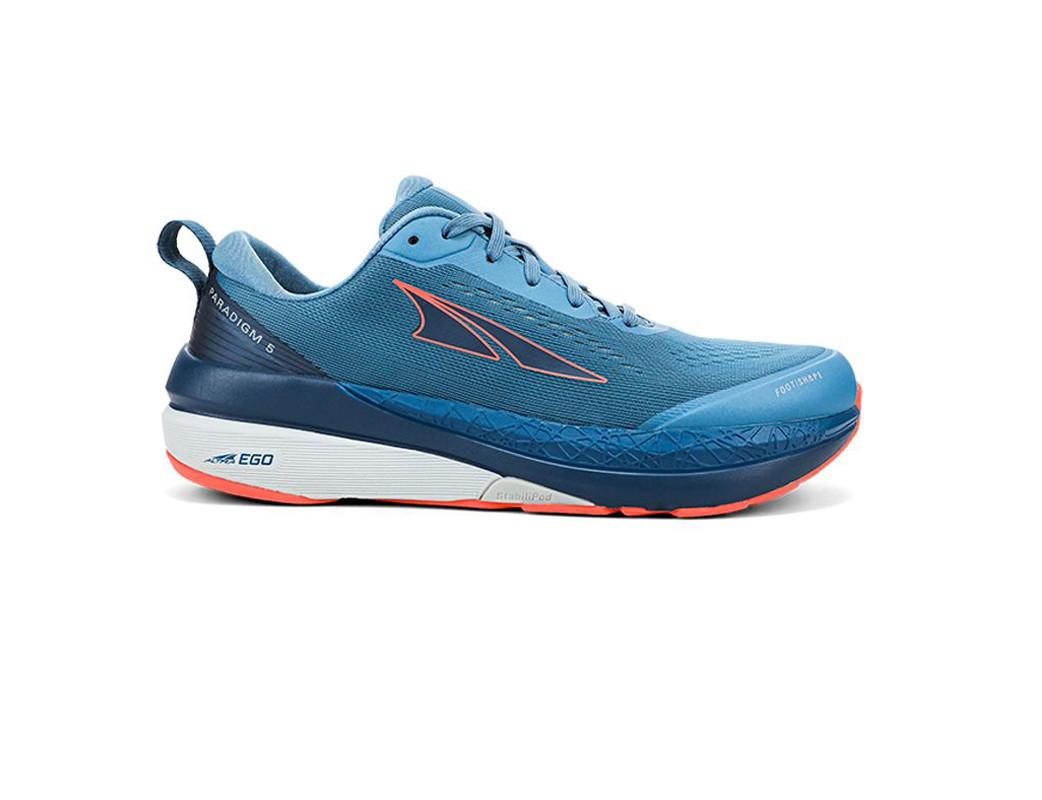 ALTRA Paradigm Max Cushion - ALTRA PARADIGM 5.0 Altra ανατομικά παπούτσια αθλητικά - σχήμα ανατομικό - natural shoes Olympus Altra