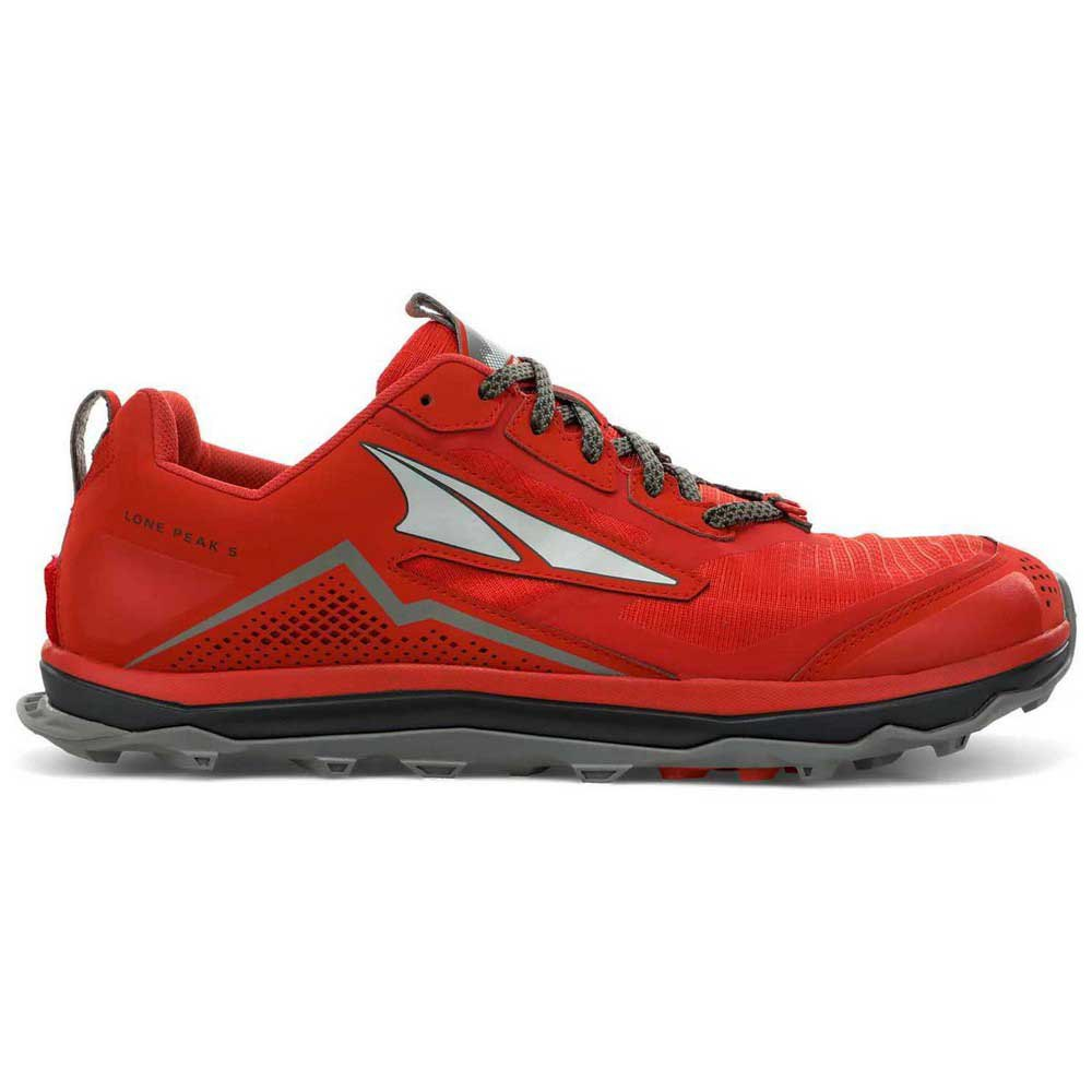 Altra Lone Peak Red - ALTRA RUNNING SHOES - running trail shoes - trail shoes - olympus - torin plush - altra lone peak 5 greece - lone peak