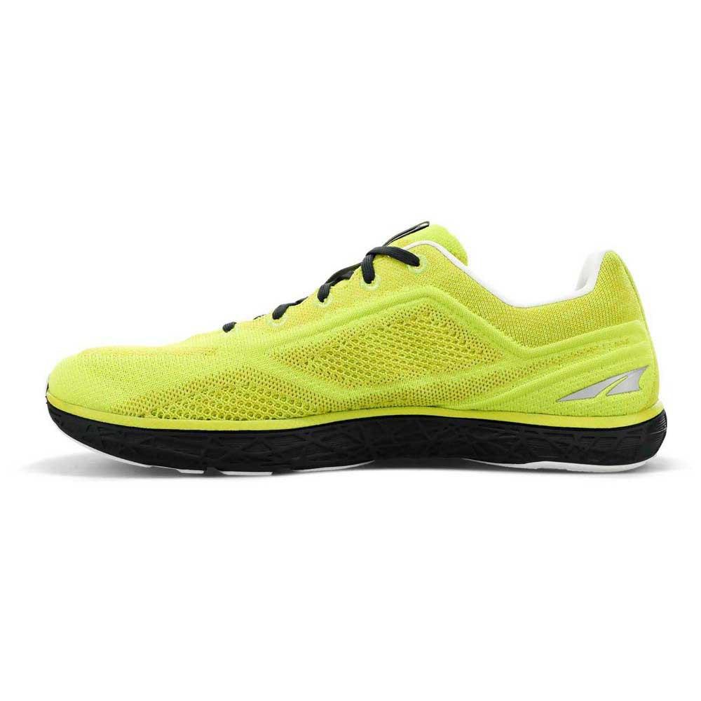 Altra Escalante Lime Black Αθλητικά Altra shoes - Altra Escalanet - Αθλητικά παπούτσια φυσικό σχήμα- άνετη αίσθηση - Παπούτσια φυσικό τρέξιμο