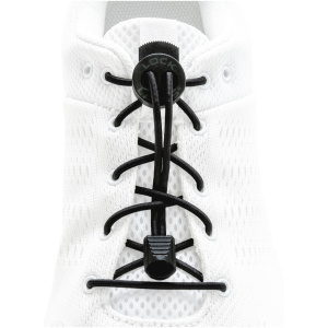 LOCK LACES - ΚΟΡΔΟΝΙΑ ΠΑΠΟΥΤΣΙΑ Lock Laces®- lock laces Greece - Lock laces thessaloniki - athina - performance storeLOCK LACES - Black Solid