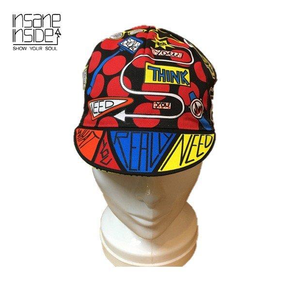 Insane Inside What The F*CK - Το καπέλο Insane Inside κουβαλάει όλη την ένταση την τρέλα και αγάπης για την ύπαιθρο - Caps Insane Inside What The F*CK -