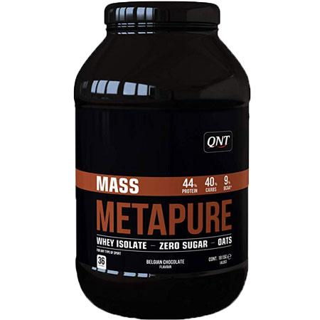 QNT Metapure Mass - Protein QNT MASS - Recovery Protein - Biotech - Best Body - Protein Thessaloniki kautazoglio stadio - Συμπληρώματα