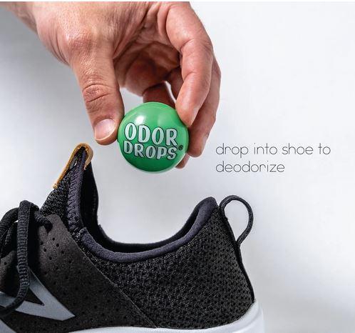 Αποσμητικά - Φρεσκάδα - Αθλητικά Παπούτσια αρωματικά - Αθλητικά είδη αξεσουάρ - κορδόνια - τζελάκια - παπούτσια - μπλούζες - ππαντόφλες