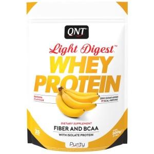 QNT Digest Light Whey Performance Store καταστημα θεσσαλονικης συμπληρώματα διατροφής πρωτεΐνη αποκατάσταση αθλητισμός υγεία sports health