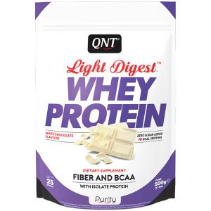 QNT Light Digest Whey Performance Store καταστημα θεσσαλονικης συμπληρώματα διατροφής πρωτεΐνη αποκατάσταση αθλητισμός υγεία sports health