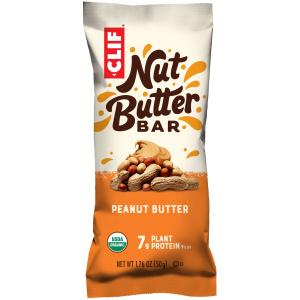 Energy Bar Clif Nut- energy bar - clif bar - CLIF GREECE BAR - nut bar - energy bar Nut Peanut Butter running - Chocolate organic snack bar